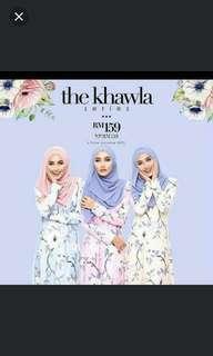 The khawla dress LRC
