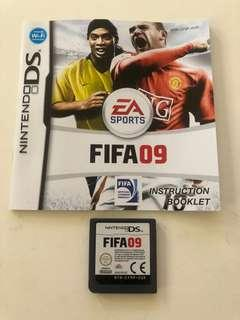 Nintendo DS EA Sports FIFA 2009 09 Game