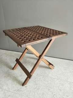 Foldable Outdoor Table