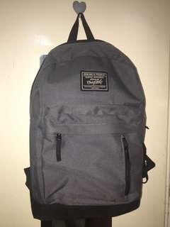 Spao 書包 灰色 backpack classic