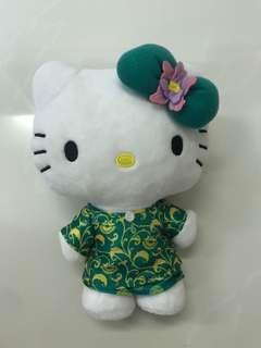 Hello Kitty Plush Toy Malay sg50