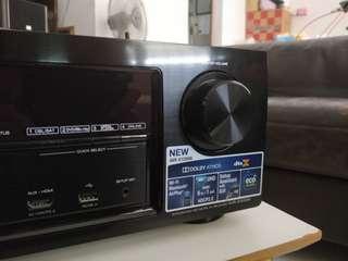 Denon AVR-X1200W (Bluetooth, Wifi, DTS:X, ATMOS) Receiver