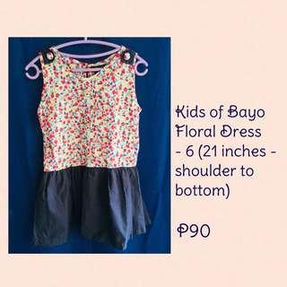 Bayo Floral Dress