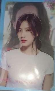 WTS APINK PINK UP HAYOUNG PHOTOCARD