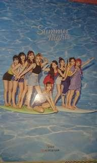WTS TWICD DANCE THE NIGHT AWAY UNSEALED ALBUM VERSION A