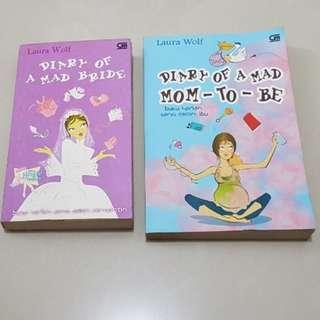 Laura Wolf Novels @ 28,000