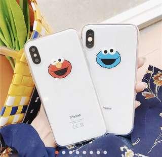 ELMO COOKIE MONSTER PHONE CASE PO