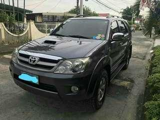 FOR SALE!! FORTUNER 2008 MODEL TOP OF THE LINE