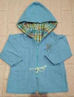 PL Kid Stuffs Hooded Jacket (2T)