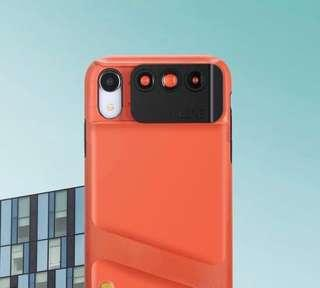 MOMAX X-Lens Case: iPhone XR 3合1 鏡頭組合保護殼 Phone case