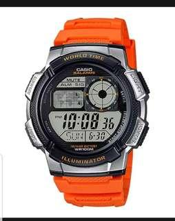 🚚 Casio Sports watch