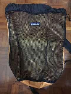 patagonia mesh backpack 絕版