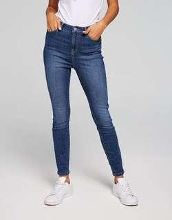 Jay Jays High rose Ankle skinny jeans size 6