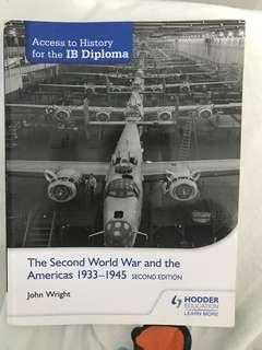 The Second World War and the America's 1933-1945