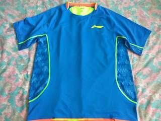🚚 Authentic li ning badminton jersey size xl