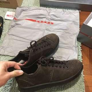 Authentic Prada Sneakers U.K. 7.5