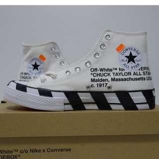 Off-white Nike , Convers sneakers
