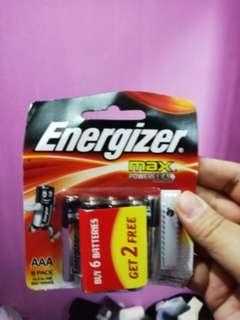 Year End Sale! Energizer AAA Battery