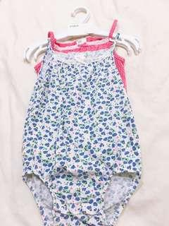 (New) H&M Baby Rompers Set