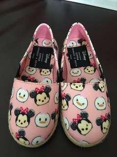 Little Charles & Keith Disney tsum tsum shoes