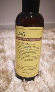 Klairs Supple Preparation Toner
