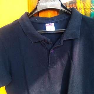Polo shirt navy