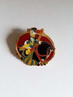 Disney pin 廸士尼徽章(包郵) Daisy