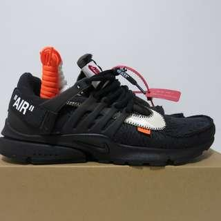 Nike x Off-White sneakers  size 42-45