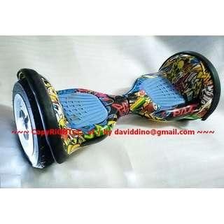 ~~~ BaReLy USED  ELecTRiC HoVerBoard 10ins WHeeLs  $228 ~~~