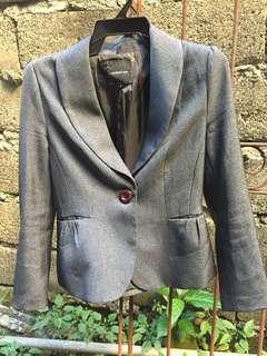 Gray blazer for women