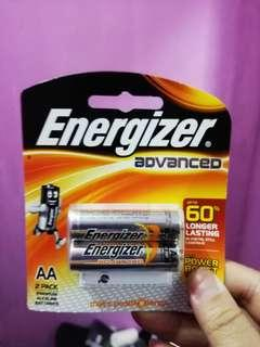Year End Sale! Energizer AA Battery