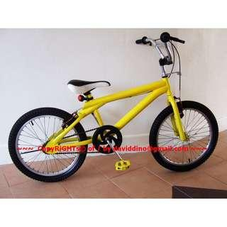 ~~~ ReaLLy  SoLiD INDESTRUCTIBLE GT BMX BiCyCLe $188