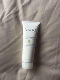 Natio Gentle Foaming Facial Cleanser