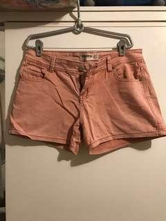 Cotton On nude-pink shorts