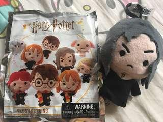 Harry Potter Plush Keyring 公仔匙扣