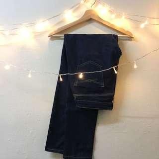 Jeans Denim : Dark Blue #SBUX50