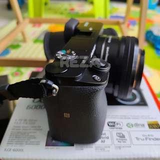 Sony A6000 KIT 15-55MM Like New