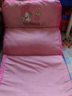 My Melody 粉紅色 軟墊 Sofa