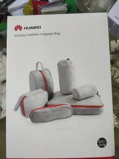 Huawei travel organization pack essentials bag storage bag