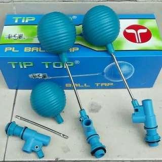 Kran Air Pelampung Otomatis Merek Tip Top