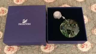 💖真品Swarovski2008年會員水晶擺設