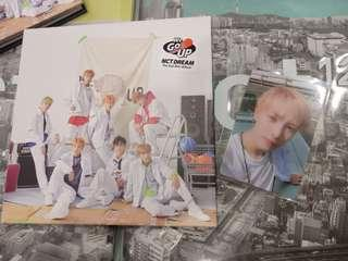 WTS NCT DREAM We Go Up Album