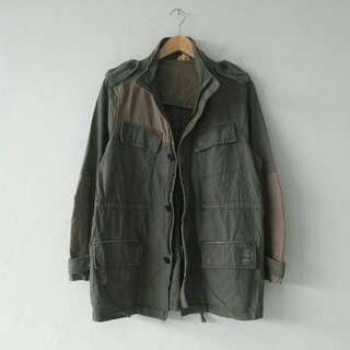 H&M Parka Military Original