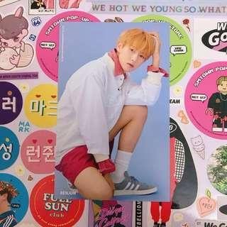 Renjun NCT DREAM We Go Up Photoset