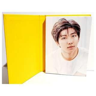 BTS Oh Always Exhibition 오,늘 Photo Book 2018 Official Goods [RARE] - RM