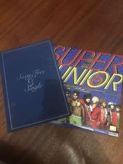 Super Junior album 2 in 1 album