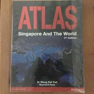 ATLAS Geography Textbook