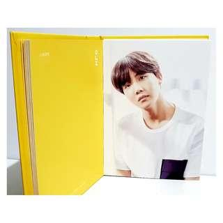 BTS Oh Always Exhibition 오,늘 Photo Book 2018 Official Goods [RARE] - J-HOPE
