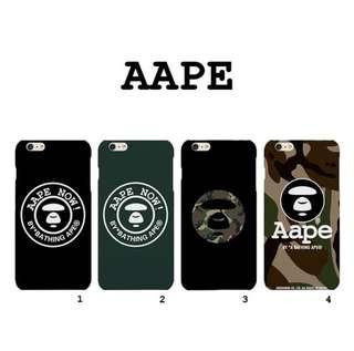 Aape case by bathing ape