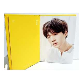 BTS Oh Always Exhibition 오,늘 Photo Book 2018 Official Goods [RARE] - SUGA